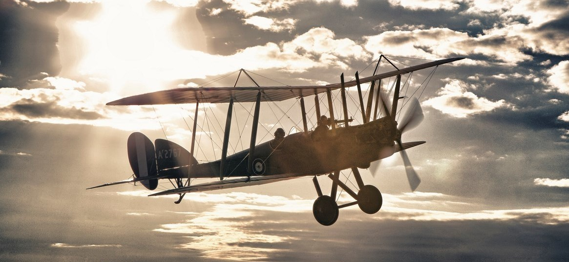 Donate to Help the WW1 Aviation Heritage Trust keep the Aviation Legacy of the Great War Alive